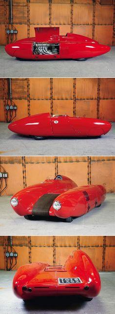 Bisiluro Racing Car par Carlo Mollino