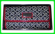 Tommy Hilfiger Continental Wallet Clutch Handbag Chekbook Holder - Clutches (*Amazon Partner-Link)