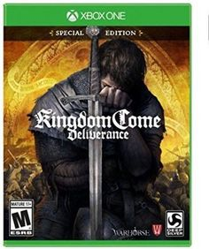 Kingdom Come Deliverance Royal Edition Sony Playstation 4 Fighting RPG Game Kingdom Come Deliverance, Kingdom Hearts Ii, Age Of Empires, Xbox One Games, Ps4 Games, Games Consoles, Playstation Games, Cyberpunk 2077, Deep Silver