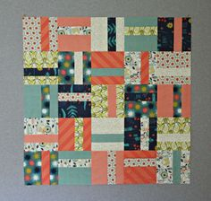 A Quilter's Table: On the Clock