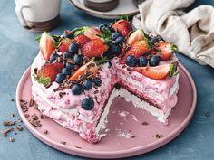 Cookie Desserts, Dessert Recipes, Swedish Recipes, Fika, Something Sweet, Yummy Cookies, Acai Bowl, Tart, Panna Cotta