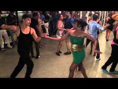 Salsa dancer Nery Garcia and Partner in Goa,India - YouTube