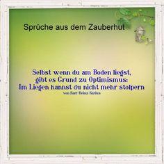 Die WortHupferl-Miteinander-Galerie von KarlHeinz Karius www.worthupferl-verlag.de   bedankt sich herzlich bei SPRÜCHE AUS DEM ZAUBERHUT https://www.facebook.com/Spr%C3%BCche-aus-dem-Zauberhut-1012090465508127/?fref=photo