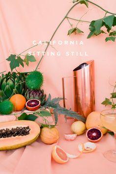 california florals | designlovefest + amy merrick + chantal anderson