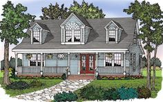 Plan No.626501 House Plans by WestHomePlanners.com