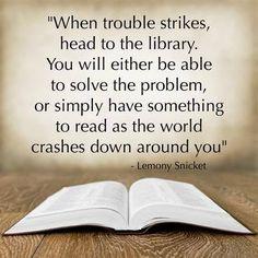 #lemonysnicket #libraries