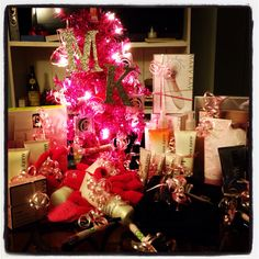 Mary Kay christmas presents/display ideas!!!