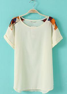 women short sleeve shirt, women short sleeve blouse, women short sleeve tops