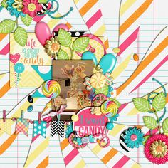 Lollipop Collection Bundle by Meagan's Creations