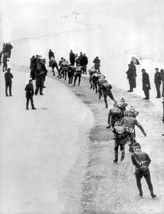 Elfstedentocht, 1963. De tocht de tochten. The Netherlands