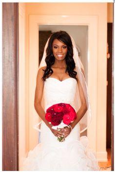 A+A bride Shaleeta