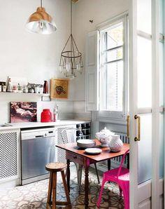 small cute kitchen