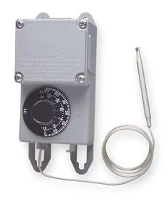 PECO TRF115-005 by PECO. $53.36. The T115 NEMA 4X thermostat is designed specifically for use in National Electrical Code (N.E.C.) Article 547 applications requiring a rugged, weather resistant, durable control for both heating and cooling (ventilation) in agricultural, industrial and commercial environments. The T115 is suitable for use in animal confinement environments as well as factories, warehouses, garages and gymnasiums. Control Range 0-120? F, switch type SPDT