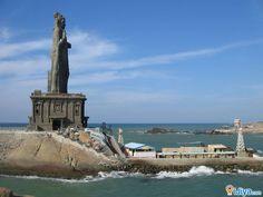 Vivekananda Rock Memorial, Vavathurai, Kanyakumari   @ http://ijiya.com/3235282