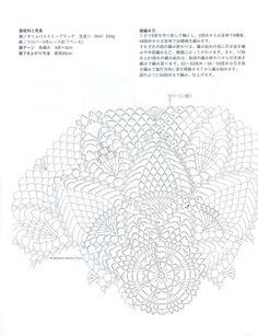 Crochet Table Topper Doily (part 2 of Crochet Doily Diagram, Crochet Chart, Filet Crochet, Crochet Motif, Irish Crochet, Crochet Patterns, Crochet Square Blanket, Crochet Pillow, Crochet Squares