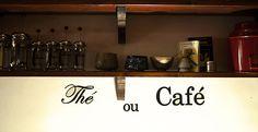 tea or coffe?