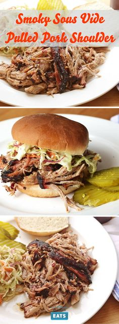 Pair it up with some pickles, some creamy coleslaw, and a soft bun and you've got yourself the makings of a fantastic meal.
