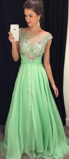 #SAGE  #chiffon #prom #party #evening #dress #dresses #gowns #cocktaildress #EveningDresses #promdresses #sweetheartdress #partydresses #QuinceaneraDresses #celebritydresses #2017PartyDresses #2017WeddingGowns #2017HomecomingDresses #LongPromGowns #blackPromDress #AppliquesPromDresses #CustomPromDresses #backless #sexy #mermaid #LongDresses #Fashion #Elegant #Luxury #Homecoming #CapSleeve #Handmade #beading