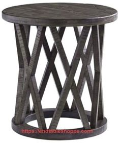 Round End Tables, Round Sofa, Round Coffee Table, Side Tables, Living Room Decor Styles, Living Room Furniture, House Furniture, Brown Furniture, Cane Furniture