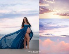 Pastel Sky Overlays for Photographers and Digital Artists Sky Photoshop, Photoshop Overlays, Creative Photoshop, Photoshop Tutorial, Ciel Pastel, Pastel Sky, Sea Colour, Color, Blur Photo