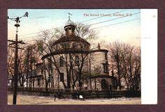 THE Round Church Halifax Nova Scotia 1909 Halifax Nova Scotia Postmark | eBay