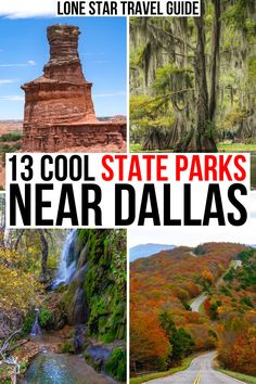 Looking to escape the city? Here are the best state parks close to Dallas TX! best state parks near dallas texas | texas state parks close to dallas | best places to hike near dallas | hiking in dallas | hiking near dallas | trails near dallas tx | camping near dallas | weekend getaways from dallas tx | road trips from dallas texas | best state parks in texas | waterfall hikes near dallas | best places to visit near dallas tx | | dallas vacation | dallas travel | romantic getaways from…