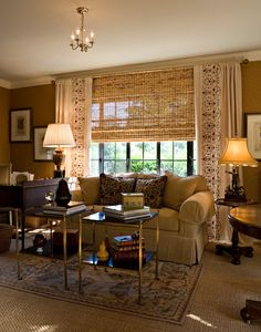 Valance Ideas For Living Room Pottery Barn