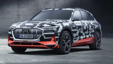 Audi has finally released the price tag for the e-tron quattro and it s a doozy. in the german market the electric suv will start at 80 000 or just a (. Jaguar, Best Electric Car, Electric Cars, Audi Rs, Nissan, Auto Motor Sport, Motor Car, Quad, Harley Davidson