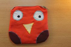 Owl Coin Purse Tutorial Pinned by www.myowlbarn.com