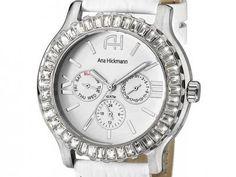 Relógio Feminino Ana Hickmann Analógico - Resistente à Água AH 30040 Q com as melhores condições você encontra no Magazine Ofertascassiana. Confira!