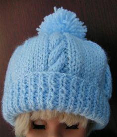 Image result for Easy Baby Hat Knitting Patterns Baby Hat Knitting Pattern f11c9a124b27