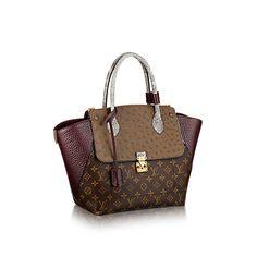 Majestueux Tote MM Monogram Exotique - Special Handbags | LOUIS VUITTON