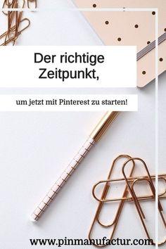 Jetzt endlich mit Pinterest an den Start gehen. Erfolgreich auf Pinterest werden. Pinterest Marketing, Bobby Pins, Blog, Hair Accessories, Mathematical Analysis, Tips And Tricks, Hairpin, Blogging, Hair Accessory