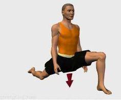Con este estiramiento puede enderezar completamente su médula espinal naturalmente! - Verte Bella Softball, Volleyball, Fitness Del Yoga, Health Fitness, Triathlon, Fitness Inspiration, Psoas Stretch, Rugby, Tendon