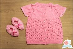 Blog By Day: Cardigan Rosa
