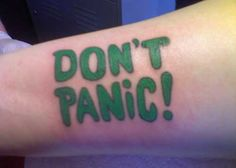 50 Awesomely Nerdy Tattoos