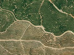19 Breathtaking Patterns Found on Earth's Surface, Using Google | Huelva, Spain.  Google Earth  | WIRED.com