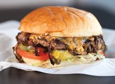 The Best Burger in Every State | American Burgers - Purewow