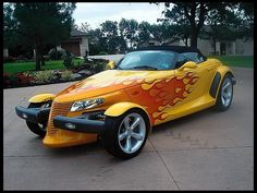1999 Plymouth Prowler  3.5/253 HP, Automatic  #Mecum #Dallas