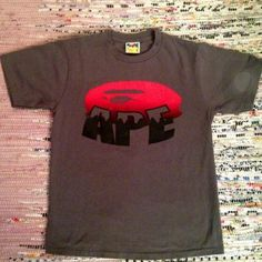 BAPE TSHIRT Worn twice ; price negotiable Bape Tops Tees - Short Sleeve