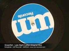 Greenfish - Earlybirds - UM Records - UMR042