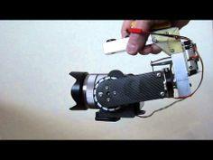 Brushless Gimbal for Sony NEX5