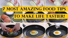 7 most amazing food tips to make life tastier! Food Tips, Food Hacks, Cooking Tips, Backless Prom Dresses, Burpees, Indian Food Recipes, Food And Drink, Tasty, Nice