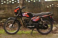 Suzuki Shogun was my favorite 90s bike