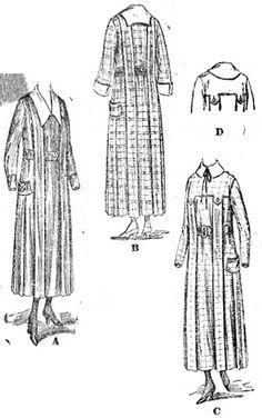 Box plaited dress #1918 #1910s #patterninlink