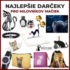 Darčeky pre milovníkov mačiek s najširším sortimentom na trhu: šperky, módne doplnky, oblečenie, do bytu, do kuchyne, dekorácie, papiernictva, všetko s mačkou a mačacími motívmi. Polyvore