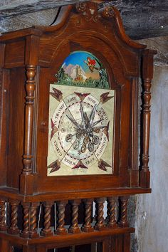 The Weasley Family Clock by Rob Young, via Flickr