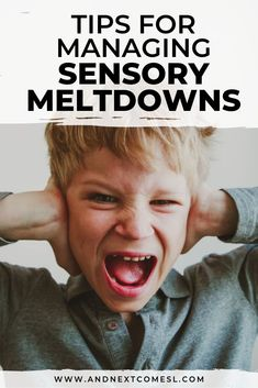 Learn more about autism meltdowns with these tips and resources, including how to help an autistic child calm down after a sensory meltdown and how they differ from a tantrum Autistic People, Autistic Children, Children With Autism, Autism Facts, Pediatric Physical Therapy, Pediatric Ot, Sensory Disorder, Sensory Processing Disorder