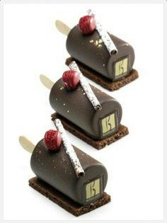 Tri of chocolate