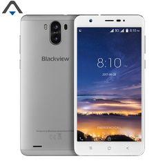 Quad Core phone 1GB RAM 16GB ROM Blackview R6 lite Smartphone 5.5 inch 2900mah 8MP 720P HD MTK6580A 1.3Ghz Android 7.0 OTA FM #Affiliate